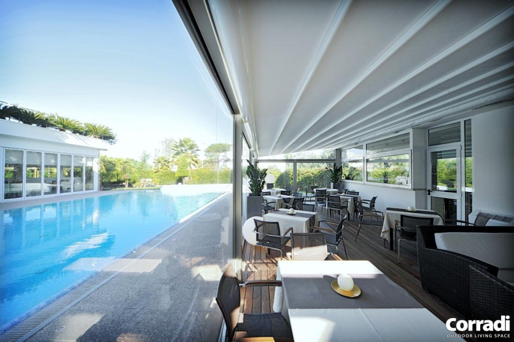 Retractable Roofs In Miami Expand The Luxury Of Your Own