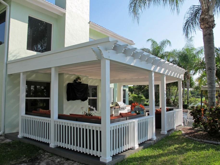 Custom Pergolas Miami Amp Fort Lauderdale Luxury Pergolas