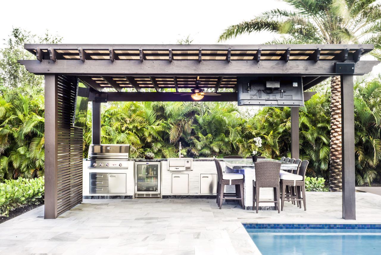 Pergolas Miami Amp Fort Lauderdale