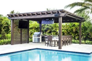 Pergolas By The Patio District Are Completely Custom Made To The Costumers  Request. Our Pergolas Are Constructed With High Quality Materials And The  Best ...