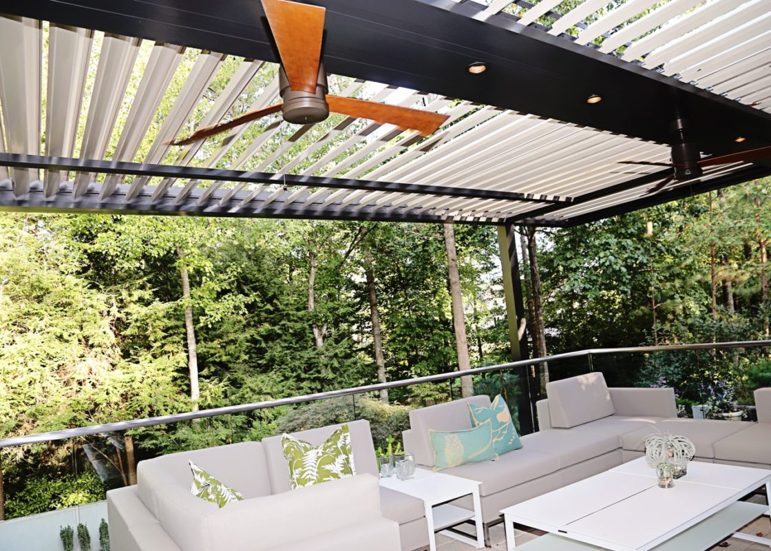 ... The Patio District By Louvered Roofs The Patio District ...