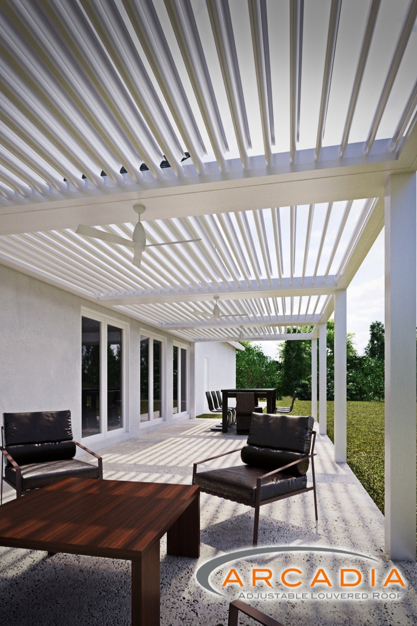 louvered roofs systems 4