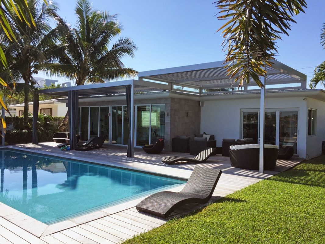 ... Patio Furniture Doral By Louvered Roofs The Patio District ...