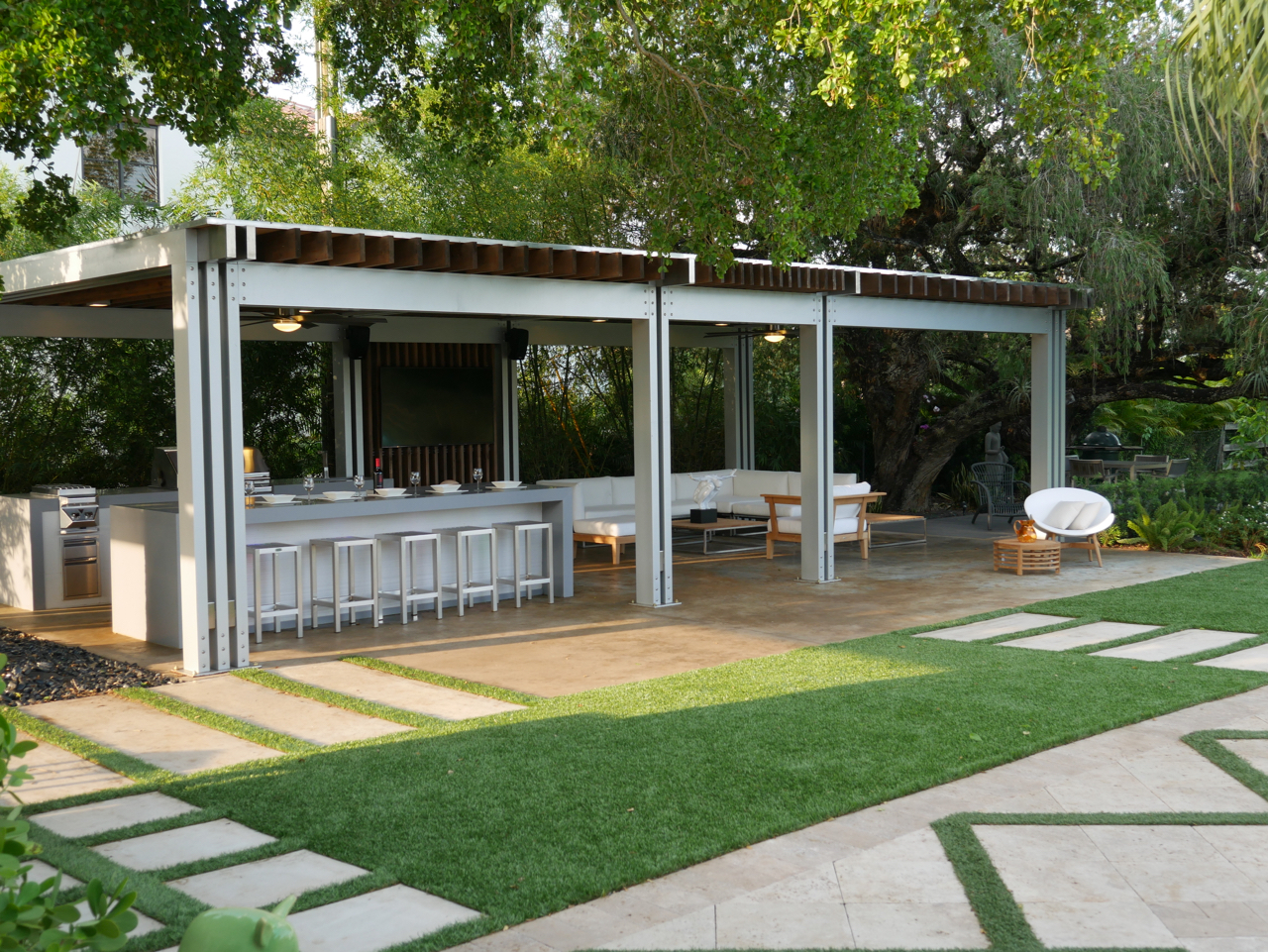 Charmant Patio Remodeling Ideas 76