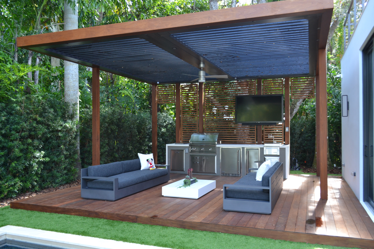 Charmant Patio Remodeling Ideas 90