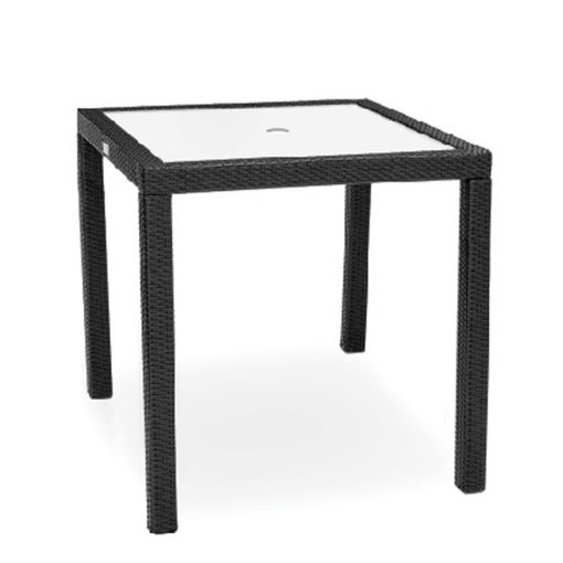 ARIA counter table tempered glass