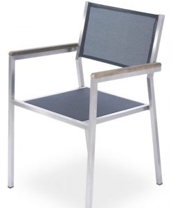 Florence dining chair with arms