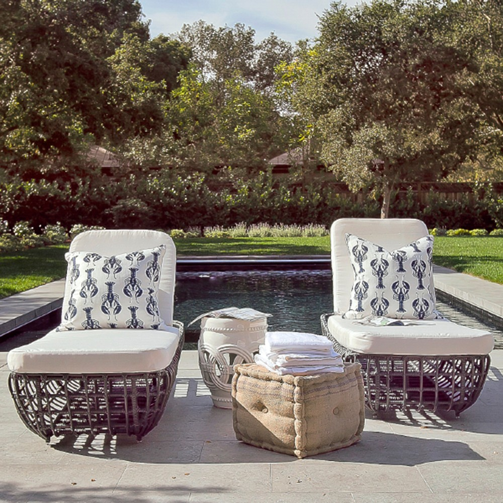 nest chaise lounge style