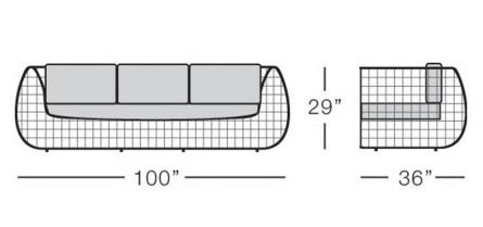 nest sofa form