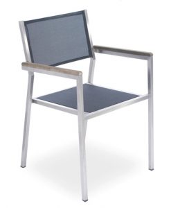 sicilia dining chair with sling