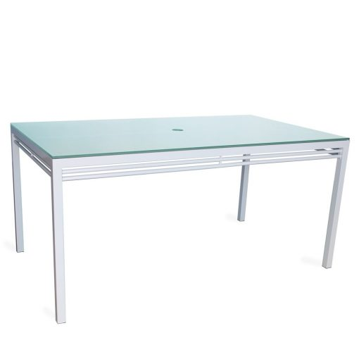 toledo small rectangular dining table