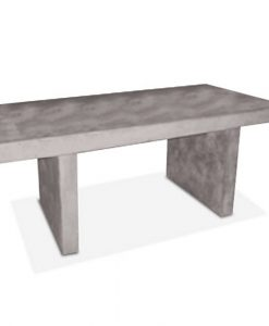 urban rectangular dining table