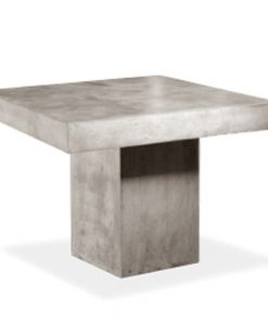 urban square dining table
