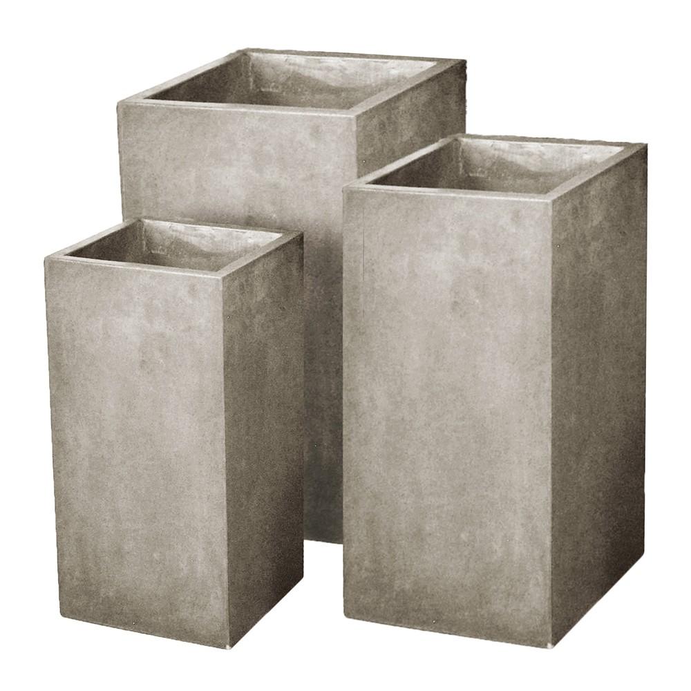 urban square pot series