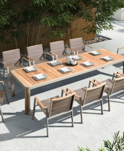 Geneva dining set 10