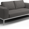 Gloster-Grid-Sofa-White