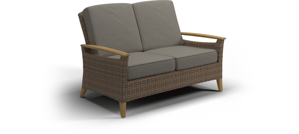 Gloster Pepper Marsh 2 Seater Sofa - The Patio District