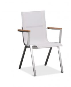 amalfi dining arm chair
