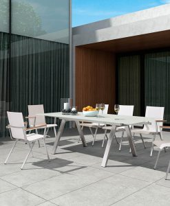 amalfi dining set