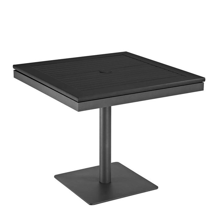 Square Pedestal Table Choice Image Table Decoration Ideas