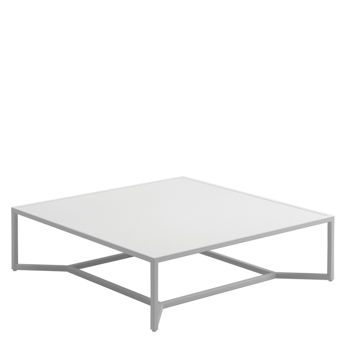 Low Coffee Table Square: Gloster Square Low Coffee Table