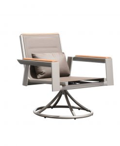 geneva swivel rocker club chair