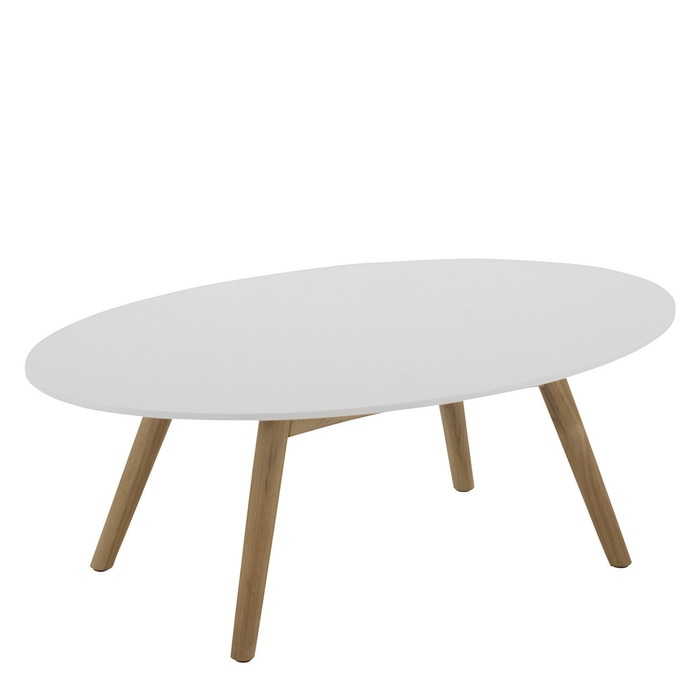 Outdoor Coffee Table Oval: Gloster Dansk Oval Coffee Table
