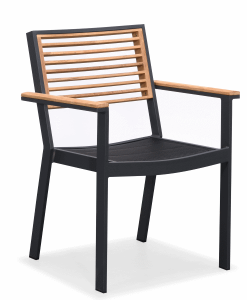 st lucia dining arm chair