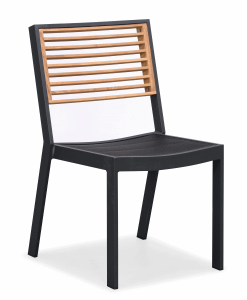 st lucia dining side chair