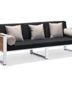 st lucia three seat sofa